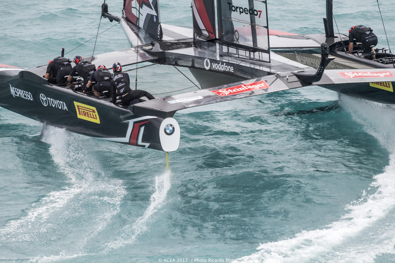 35th America's Cup Bermuda 2017 - Louis Vuitton America's Cup Qualifiers