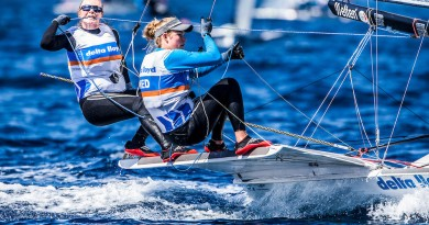 47 Trofeo Princesa Sofia IBEROSTAR, bay of Palma, Mallorca, Spain, takes place from 25th March to 2nd April 2016. Qualifier event for the Rio 2016 Olympic Games. Almost 800 boats and over 1.000 sailors from to 65 nations ©Jesus Renedo/Sailing Energy/Sofia
