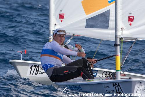 20160303-2016 European Championships Laser, Gran Canaria 05 0795