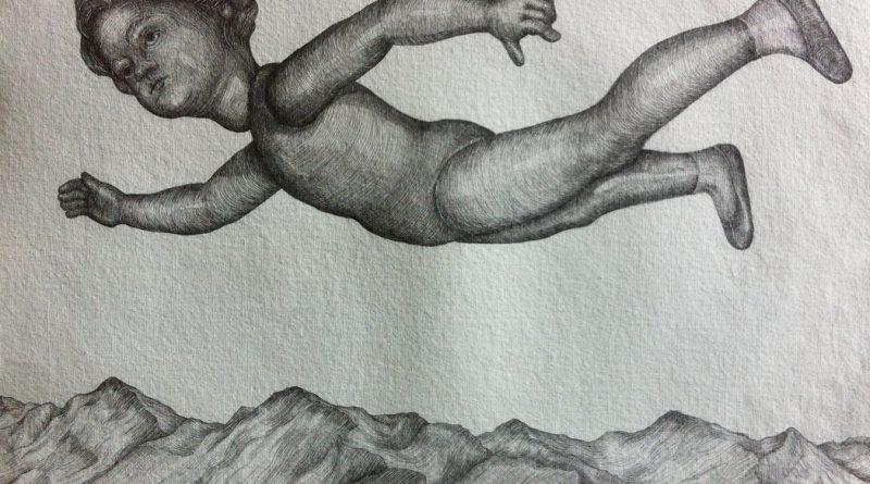 tekening: Sabine Liedtke