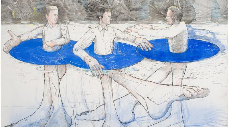 schilderij: Roland Sohier