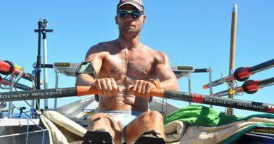 Ralph Tuijn, oceaanroeier