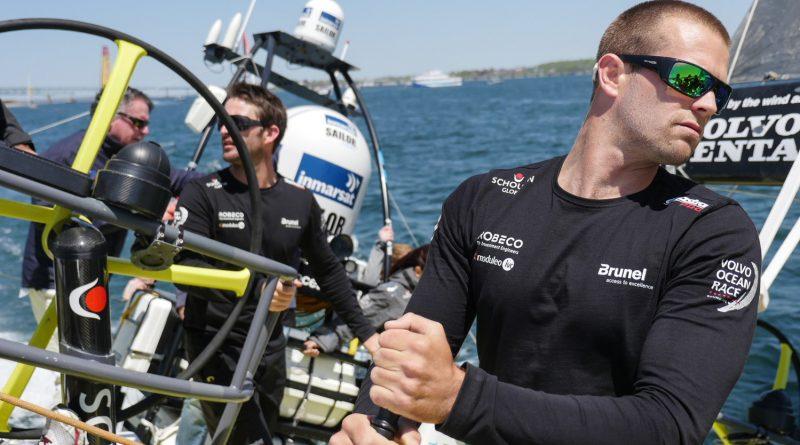 Team Brunel met Timo Hagoort aan boord