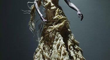 Oysterdress, Alexander McQueen (Metropolitan Museum of Art, NY)