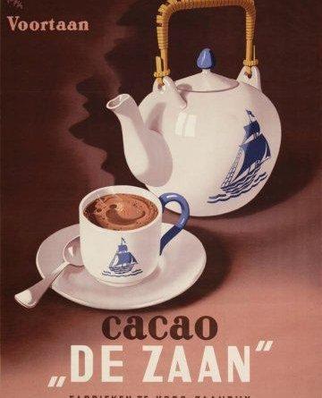 """Cacao """"De Zaan"""""""