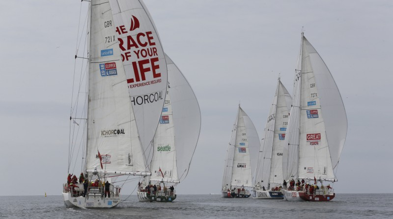 Clipper race round the world