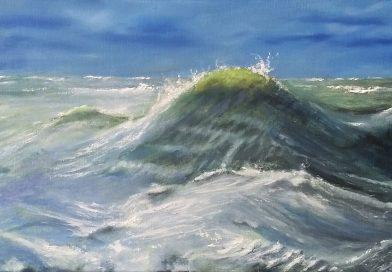 Zeiler en zeeschilder Geer Huybers exposeert in Den Haag
