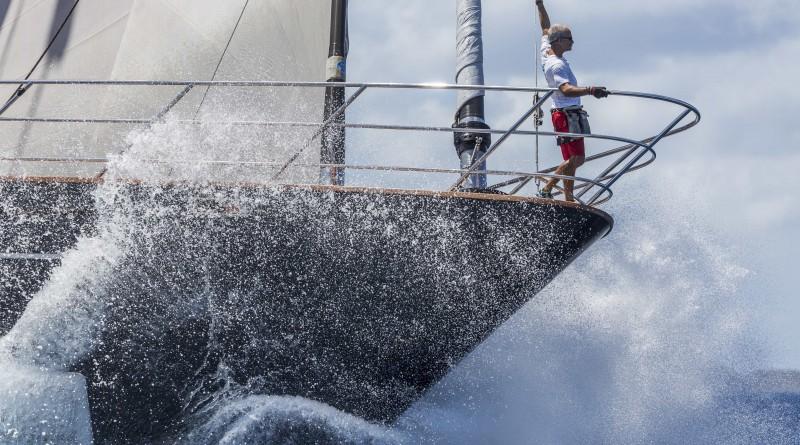 SEAHAWK, Class: C, LOA: 59 m, Designer: HOLLAND, Builder: PERINI NAVI