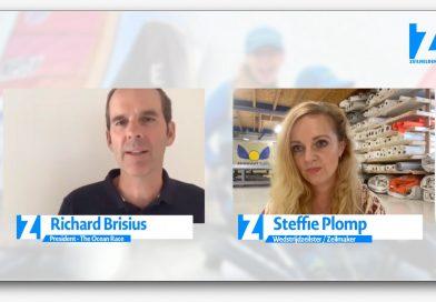 Europese tour van The Ocean Race bevestigd door Richard Brisius