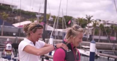 Carolijn Brouwer in Team SCA