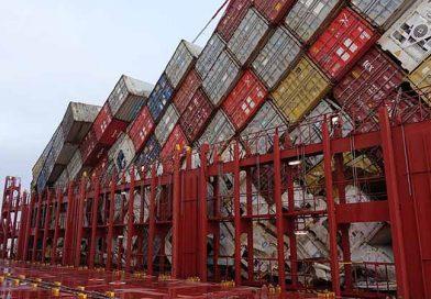 Containerramp, de stand van zaken