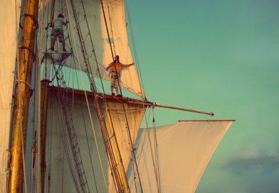 Zeilreizen op EcoClipper schepen
