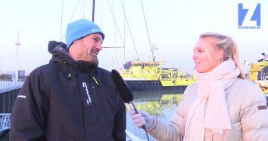Daphne van der Vaart interviewt Simeon Tienpont