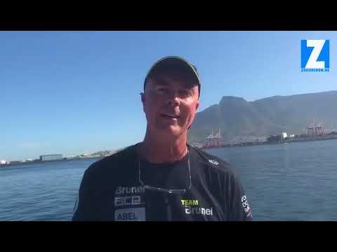 De groeten uit Kaapstad van Bouwe
