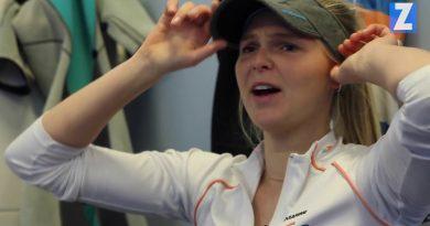 De Zeiltas van Delta Lloyd talentploeg Laser radiaal zeiler Daphne van der Vaart