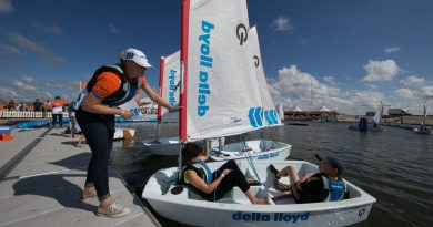 Delta Lloyd Optimist on Tour