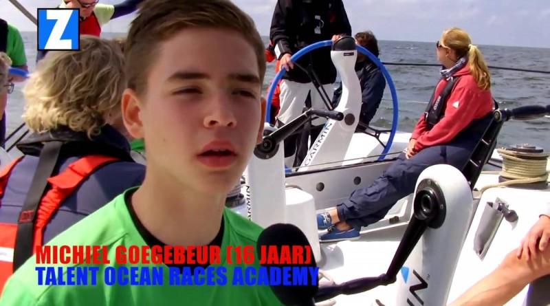 Eerste Zeilhelden Volvo Ocean Race Masterclass