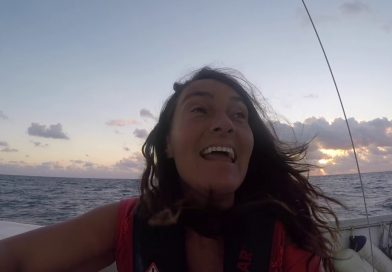 Footloose: Mijn eerste 1000 mijl solo