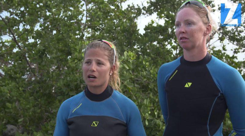 Geen medailles voor Nederlandse zeilsters in Miami