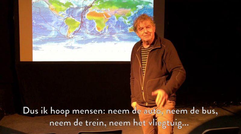 Henk de Velde roept je voor de aankomst van Pieter Heerema