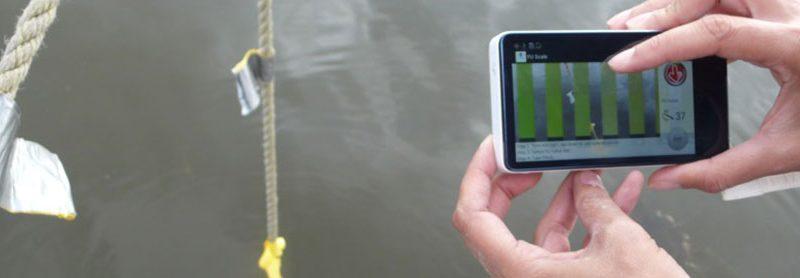 Eye on water app helpt wetenschap