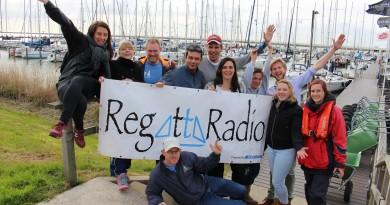 Groepsfoto 50 Mijl Regatta Radio