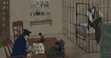 Joshua Slocum #10: Captain Jail Bird