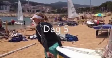 Jul-vlog: Dag 5, trainen voor het WK Splash