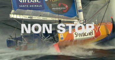 Live bij de start van de Vendée Globe 2016