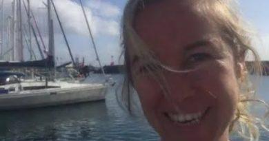 Ocean Nomad: Oppassen op een schip en een duik in de oceaan