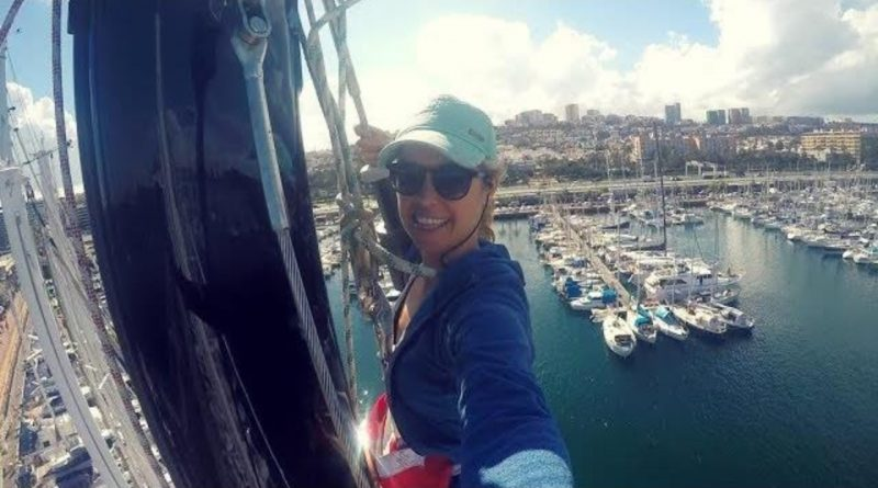 Ocen Nomad: Ontmoet Atlantische bootlifters in Las Palmas