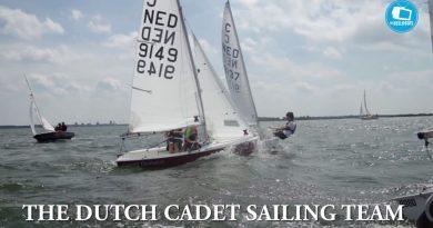 Official Promo World Championship Cadet Sailing 2017 Bruinisse