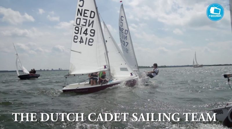 Official Promo World Championship Cadet Sailing 2017 Bruinisse