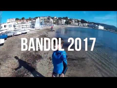 Finn op trainingskamp in Bandol