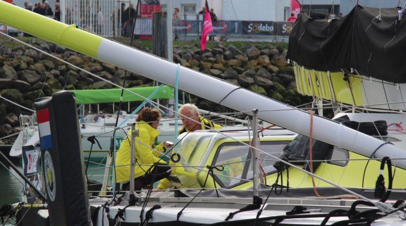 Pieter Heerema overde Vendée Globe