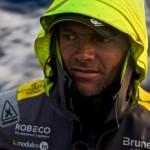 April 21, 2015. Leg 6 to Newport onboard Team Brunel. Day 2. Gerd-Jan Poortman.