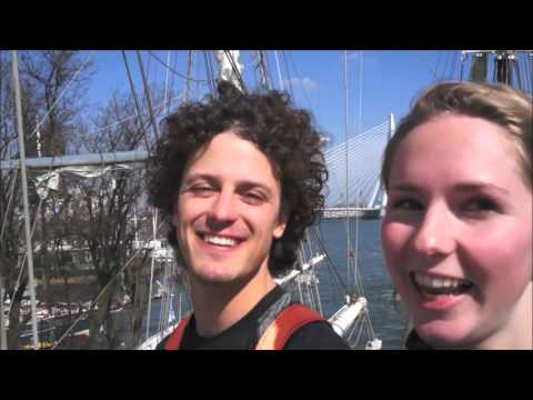 ROTC vlog: Op naar Engeland