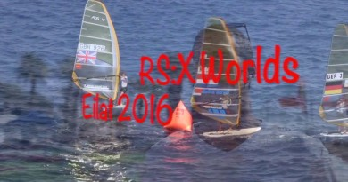 RS:X Worlds Eilat, dag 5