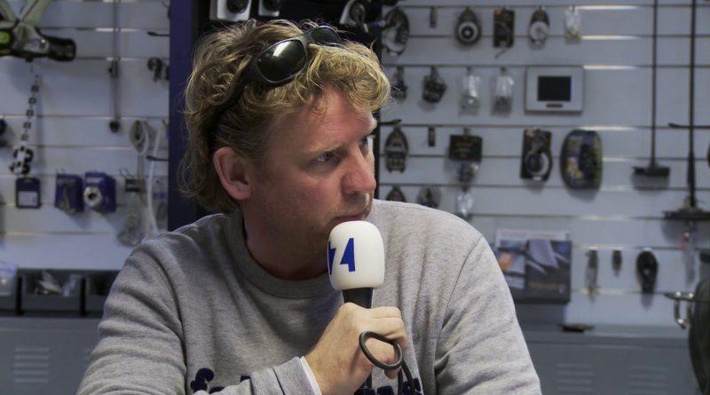 Sander Knibbe geeft een samenvatting voor Studio zeilhelden