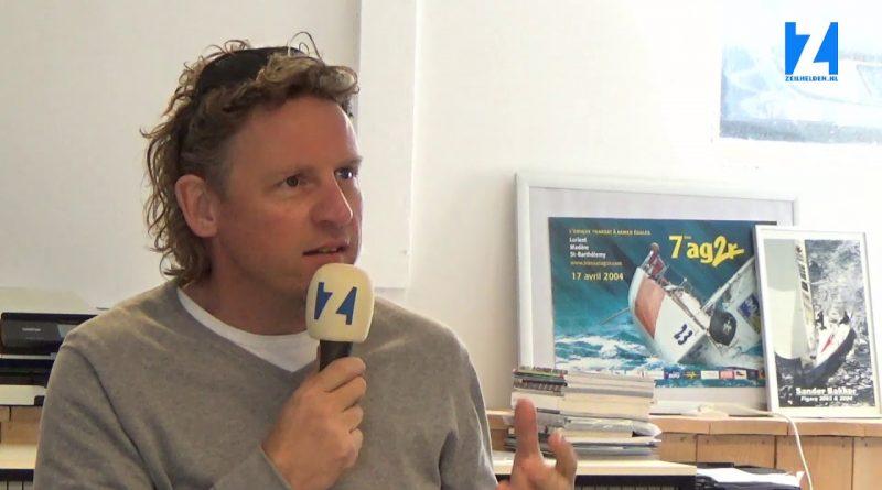 Studio Zeilhelden over heden en verleden Volvo Ocean Race