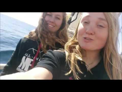 Tess vlog: Aankomst op de Azoren