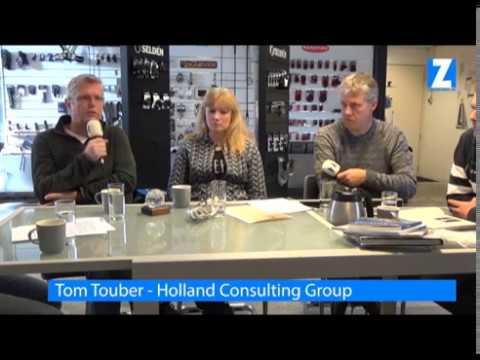 Tom Touber over toekomst van de Volvo Ocean Race