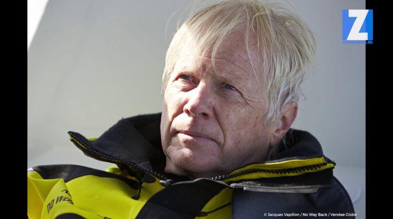 Pieter Heerema tijdens week 2 van de Vendée Globe over ' champagne-sailing'