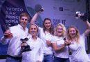 Vier medailles voor Nederlandse zeilers bij Prinses Sofia Cup