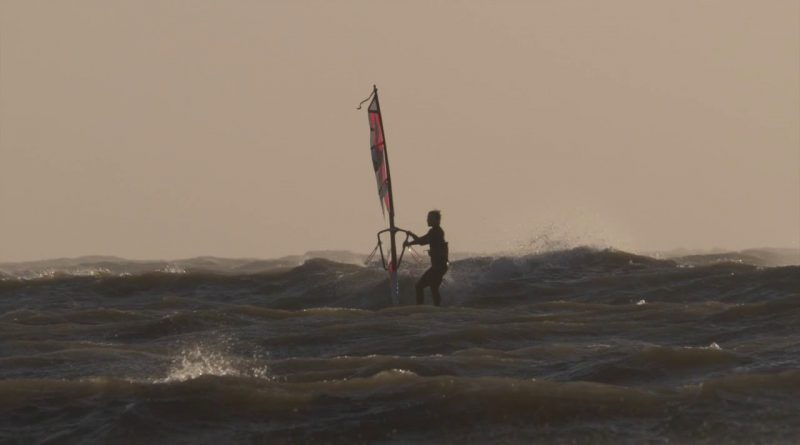 Vlog #5: wave sailing marokko
