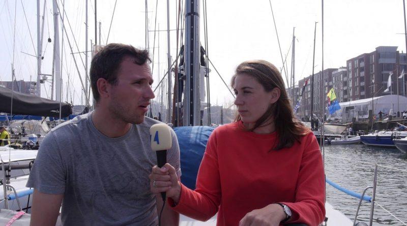 WK Zeezeilen: Team Bateleur
