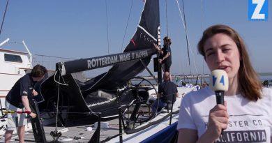 WK Zeezeilen: Team Van Uden