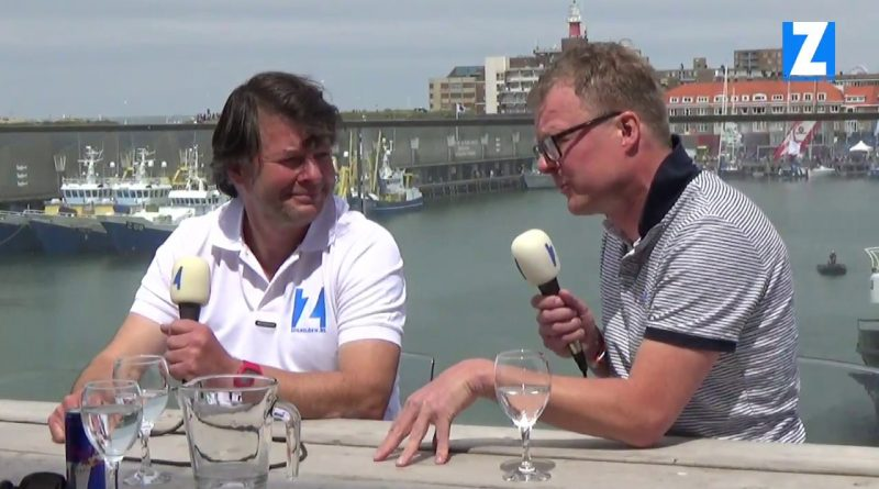 Wrap up Studio Zeilhelden finishweek Volvo Ocean Race