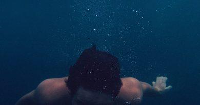 Drenkeling onder water