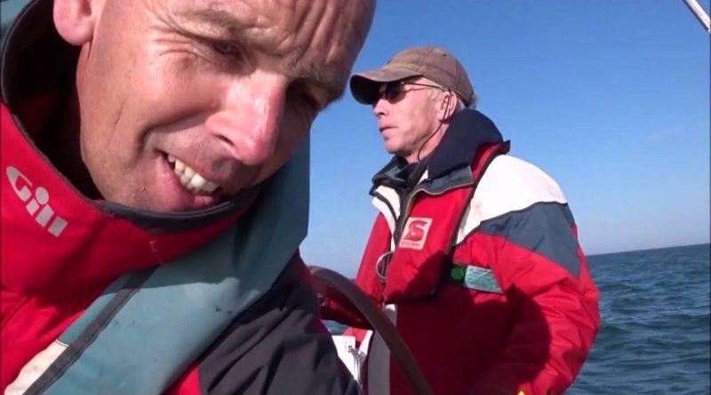Zeilboot Ingelingvlog: Oversteek Stellendam – Southwold/Lowestoft #2